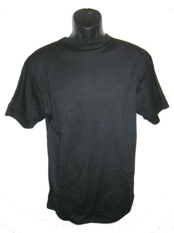Underwear T-Shirt Black Medium