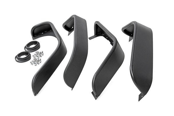 2007-18 Jeep Wrangler JK Tubular Fender Flares Kit