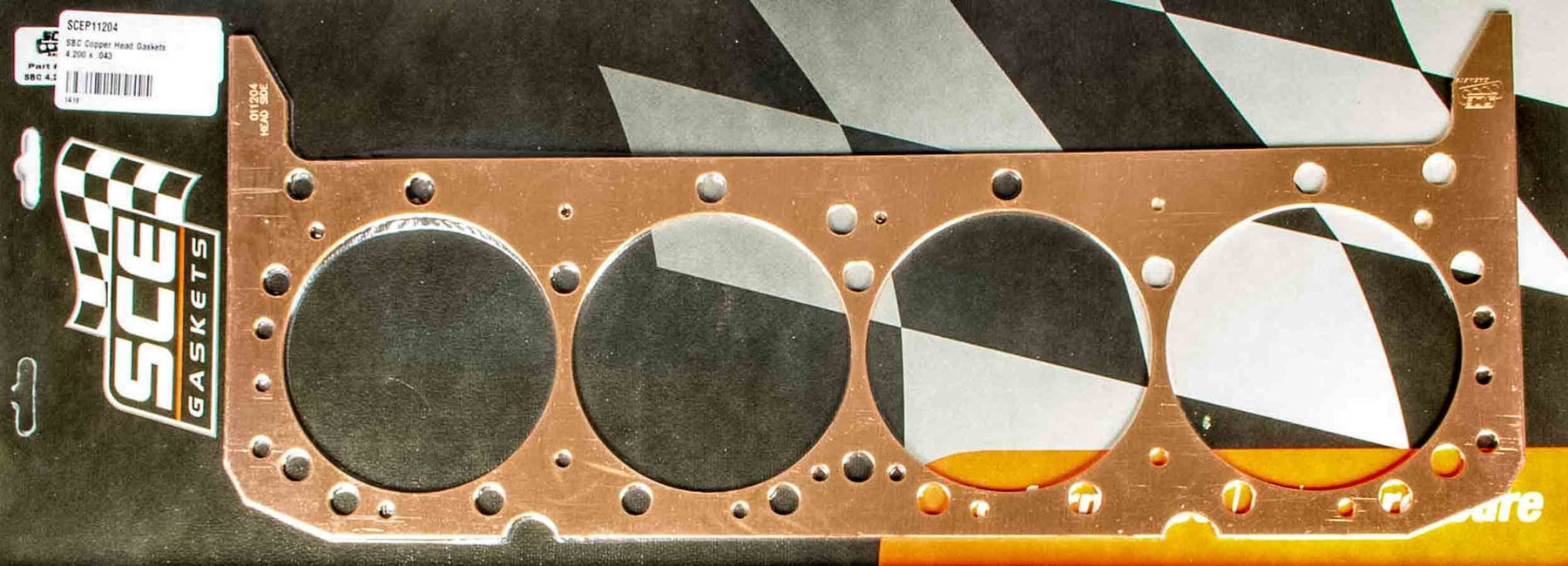 SBC Copper Head Gaskets Superseded 04/10/19 VD