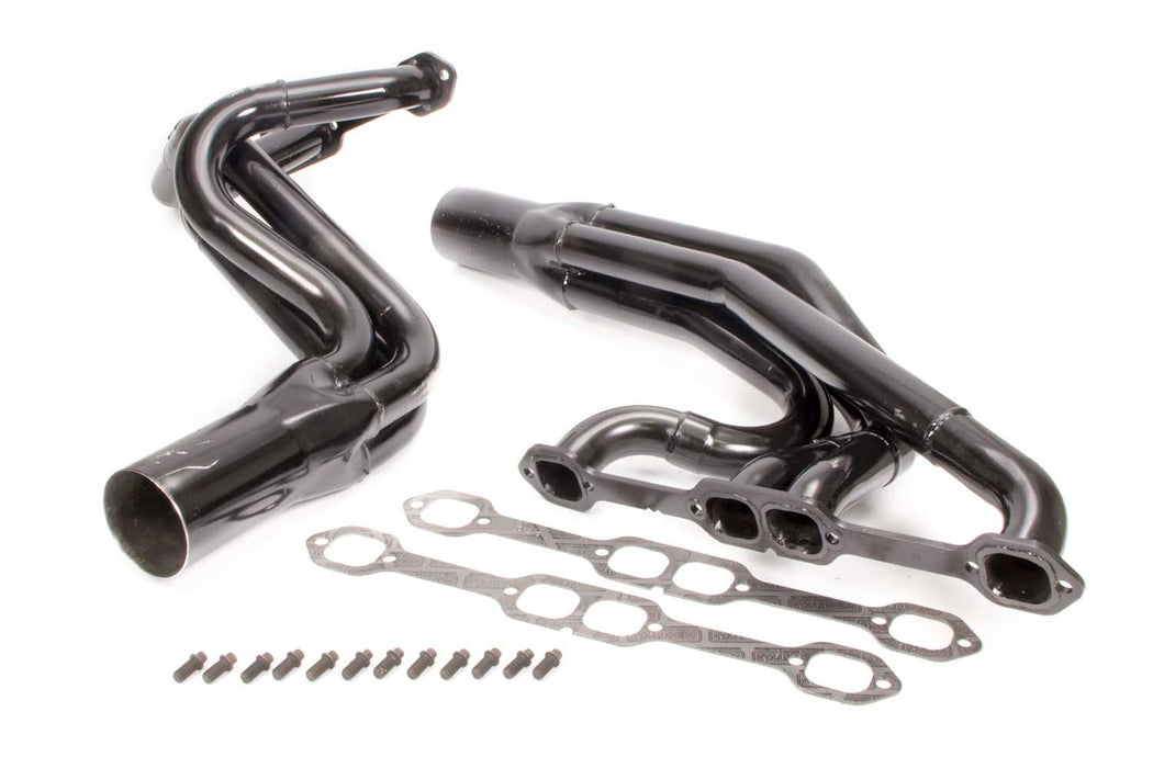 Dirt L/M Header Chevy 18 Degree