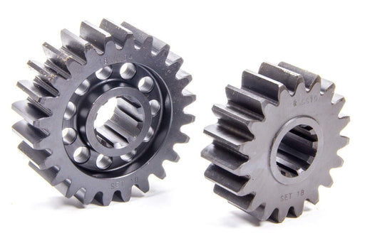 SCS Quick Change Gear Set 18 10 Spline