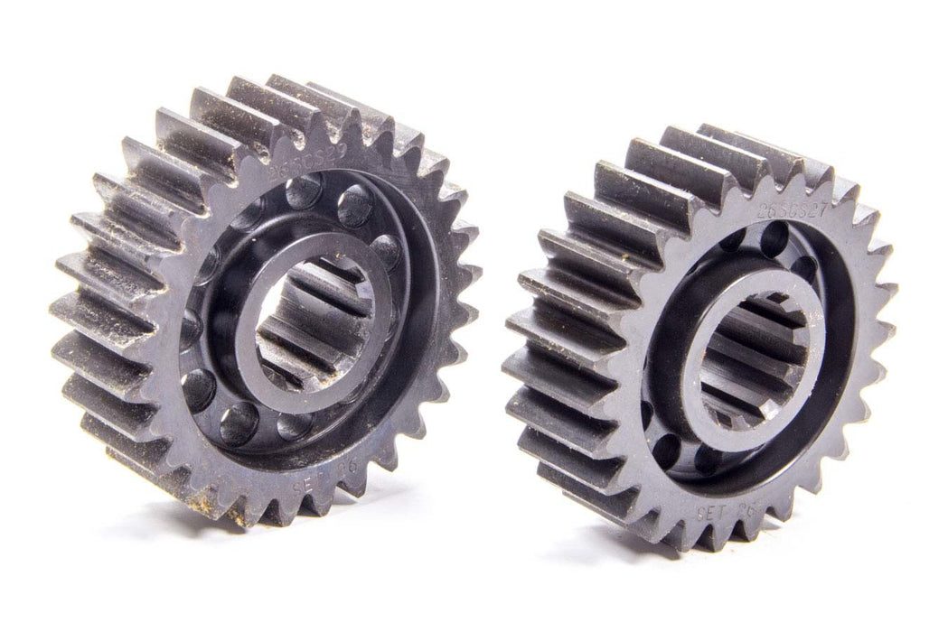 SCS Quick Change Gear Set 26 10 Spline