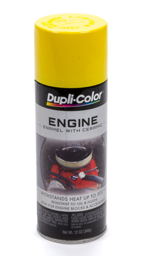 Daytona Yellow Engine Paint 12oz