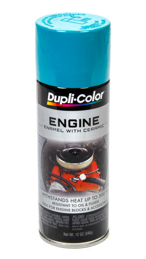 Torque n Teal Engine Paint 12oz
