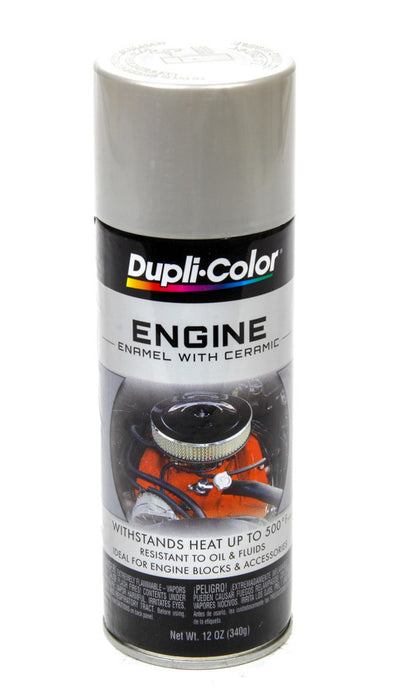 Cast Coat Aluminum Engine Paint 12oz - Duplicolor