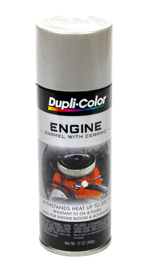 Cast Coat Aluminum Engine Paint 12oz