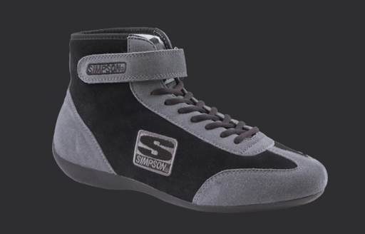 Simpson Midtop Driving Shoe