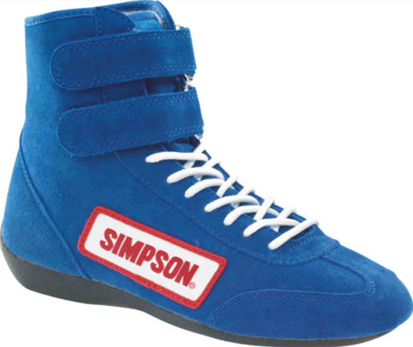 Simpson Hightop Driving Shoe (SFI-5)