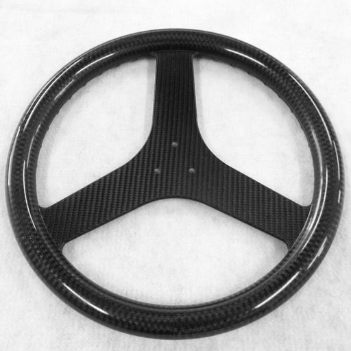 Steering Wheel- Carbon