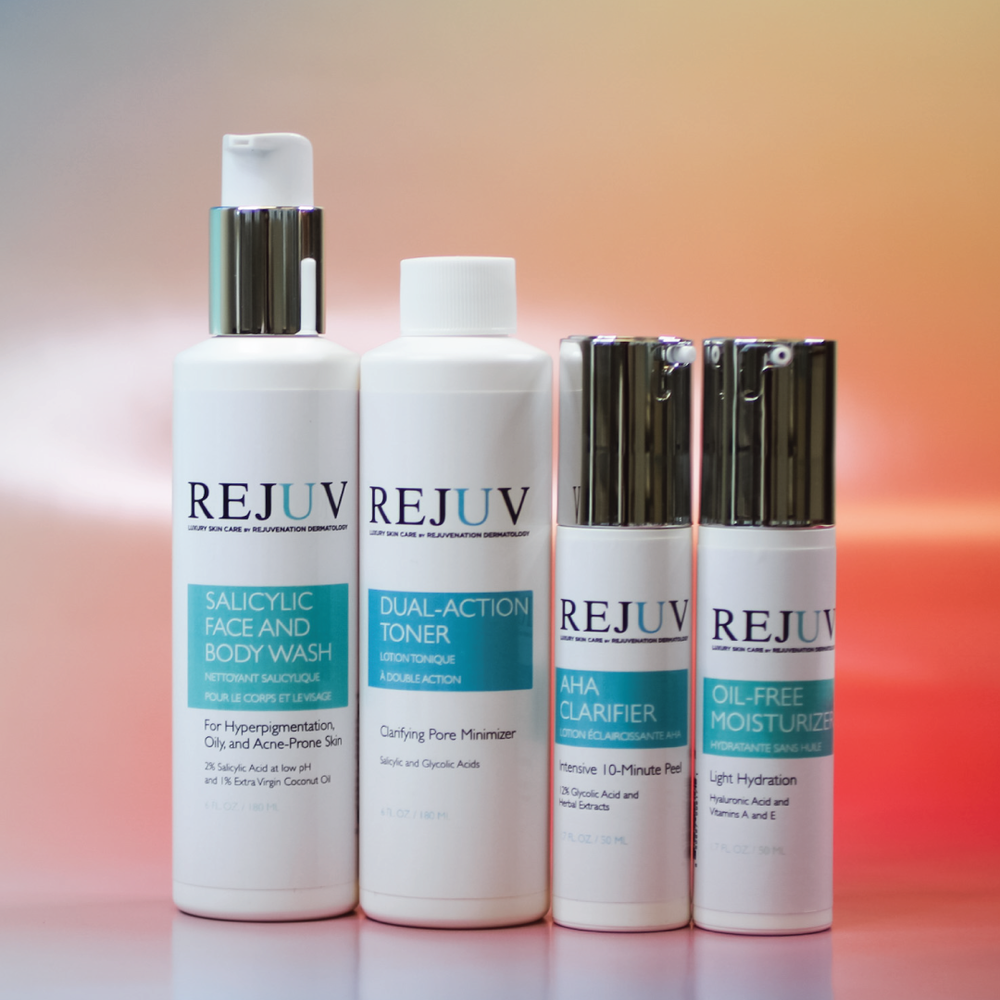 Advanced Rejuv Acne Kit