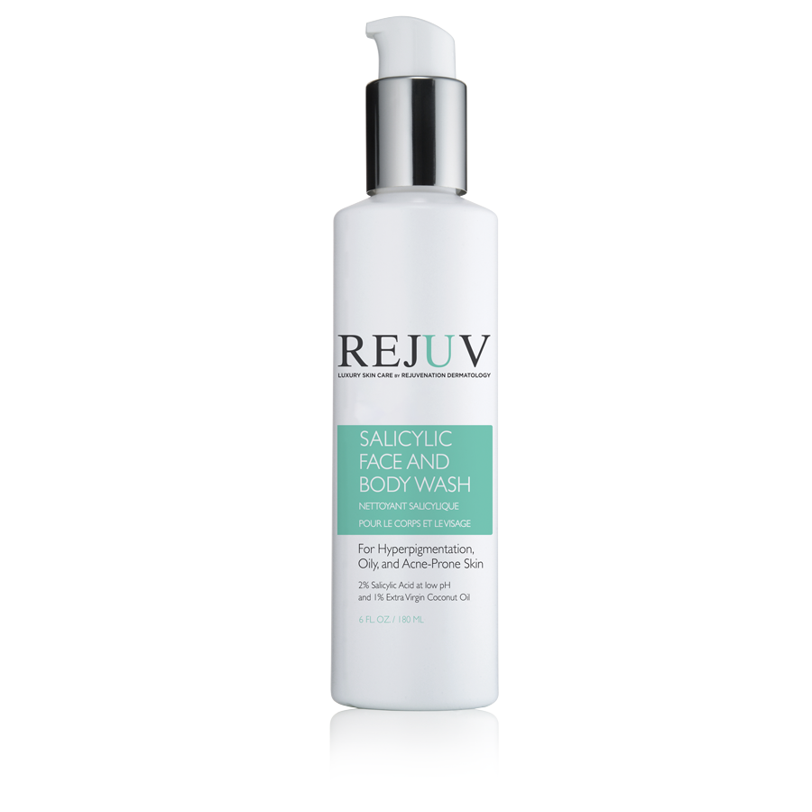 Rejuv Salicylic Face and Body Wash