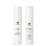 Skin Brightening Cream & Free Retinol 1% Night Complex