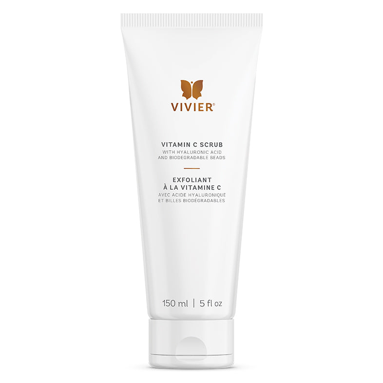 Vivier Vitamin C Scrub - Exfoliant for All Skin Types