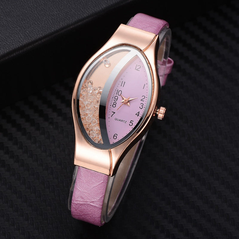 XR2710 Fashion Ball Rhinestone Trend Women Watch