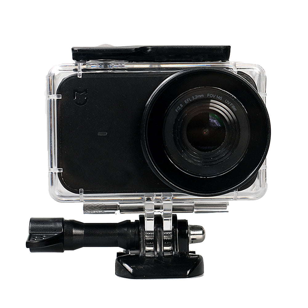10 in 1 Action Camera Accessories Set For Mijia 45m Waterproof Case Camera