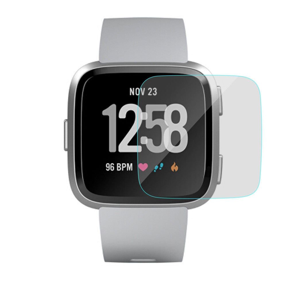 3 PCS 0.26mm Tempered Glass Screen Protector for Fitbit Versa Smart Watch