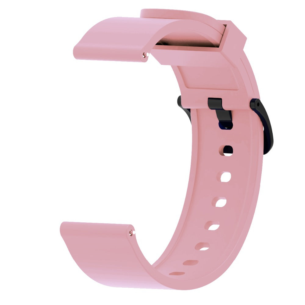 20MM Quick Replacement Silicone Watch Band Strap For Xiaomi Huami Amazfit Bip
