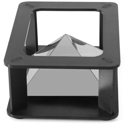 DIY 3D Holographic Projection Pyramid for 3.5 - 5.5 inch Mobile Phone