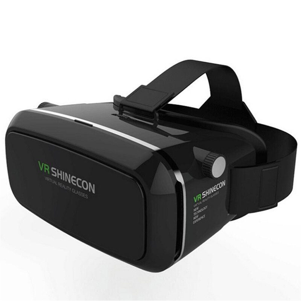 VR Virtual Reality 3D Glasses Video Game Movie for iPhone X