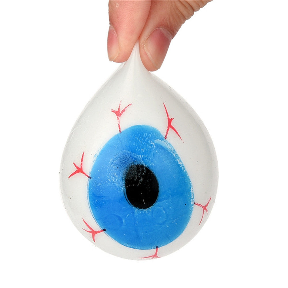 Eyeball Vent Water Ball Cartoon Jumbo Squishy Aroma Slow Rising Squeeze Toy Gift