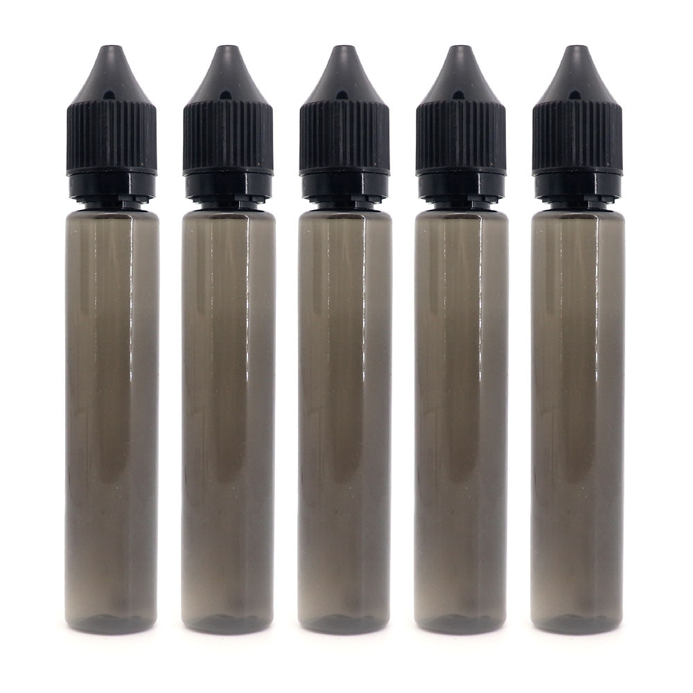 YUHETEC Large Capacity E-liquid Bottle 30ML 5PCS
