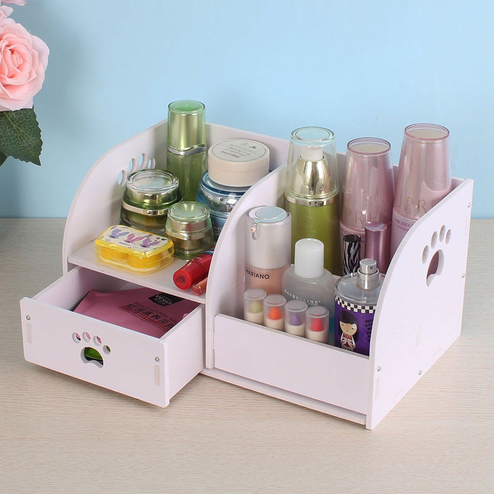 Stylish and concise make-up box