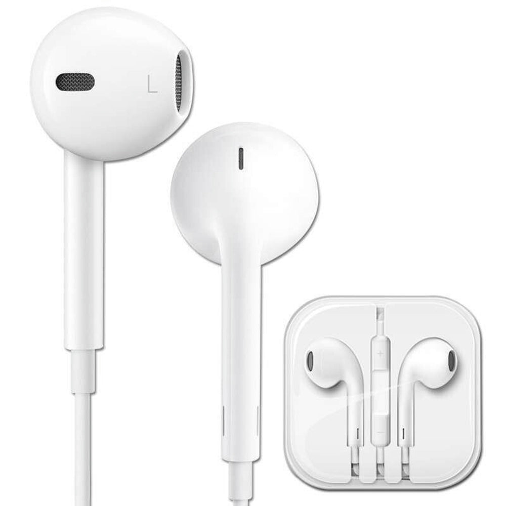 Noise Cancelling Earphone 3.5mm Headphone for iPhone 5/5S/6/6plus Earphone