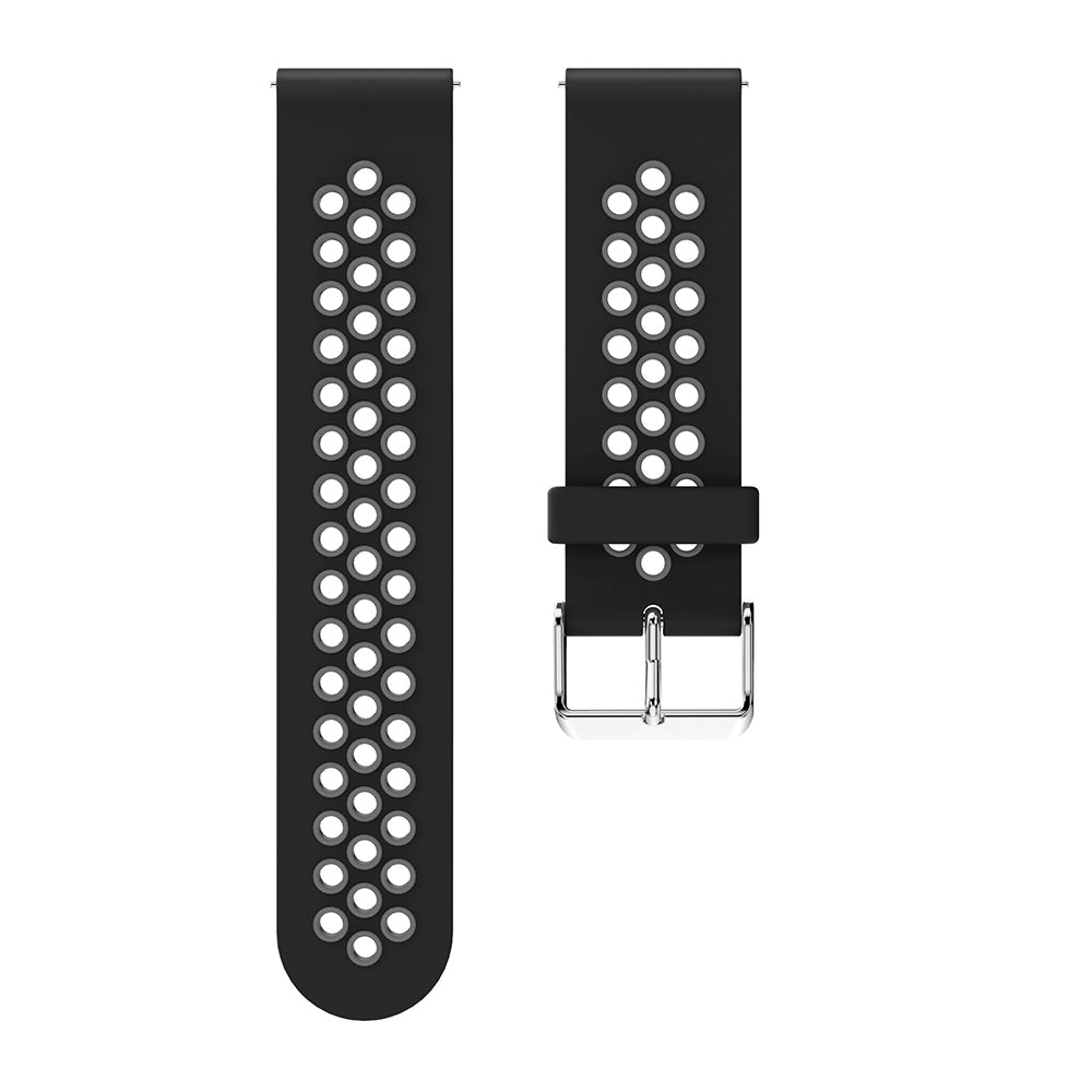 Silicone Watch Band Wrist Strap for Huawei Watch GT / Honor Magic Bracelet
