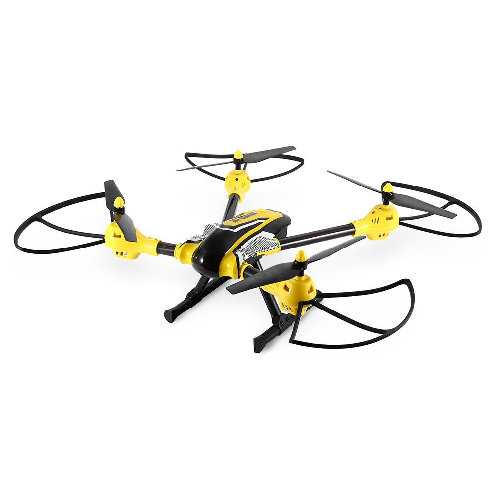KAIDENG K70C High Hold Sky Warrior 2.4G 4CH 6 Axis Gyro 3D Flip Headless Mode 2.0MP Camera RC Quadcopter