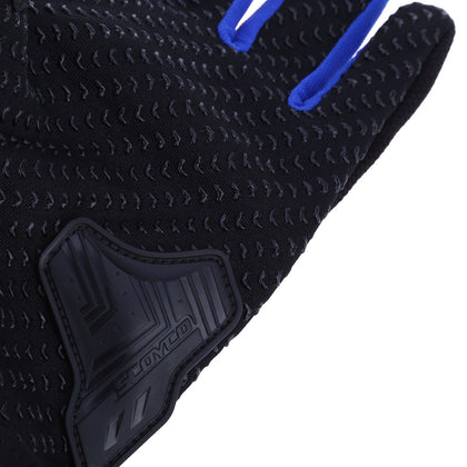 Paired Full Finger Motorcycle Gloves Motorbike Motocross Breathable Protective Gears