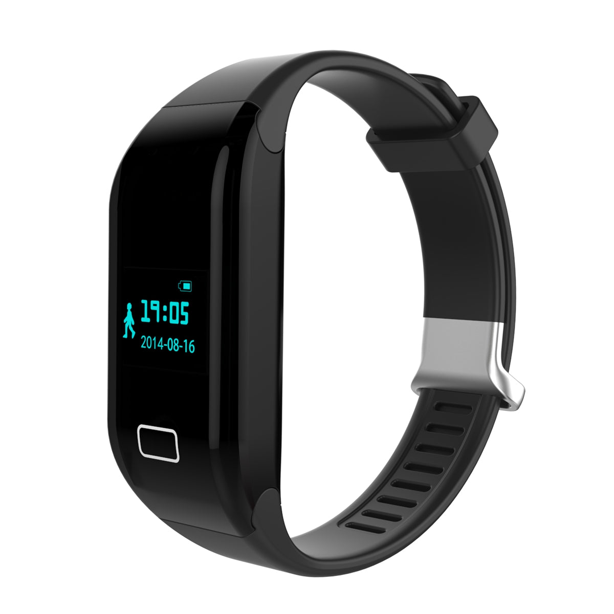 B3 Bluetooth 4.0 Smart Wristband Watch with Three-axis Accelerometer