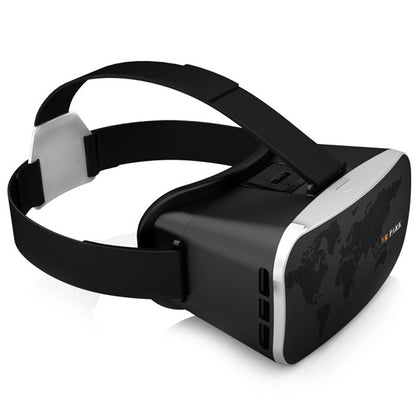 VR PARK-V3 Virtual Reality 3D Video Glasses Headset with 90 Degree View Angle for 4.7 - 6.0 inch Smartphones with Remote Controller