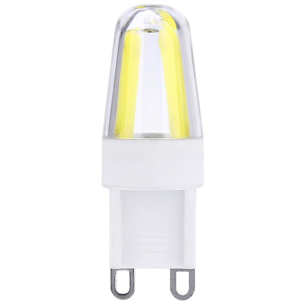 G9 AC 220V 2W 190LM COB LED Dimmable Bulb with 4 LEDs