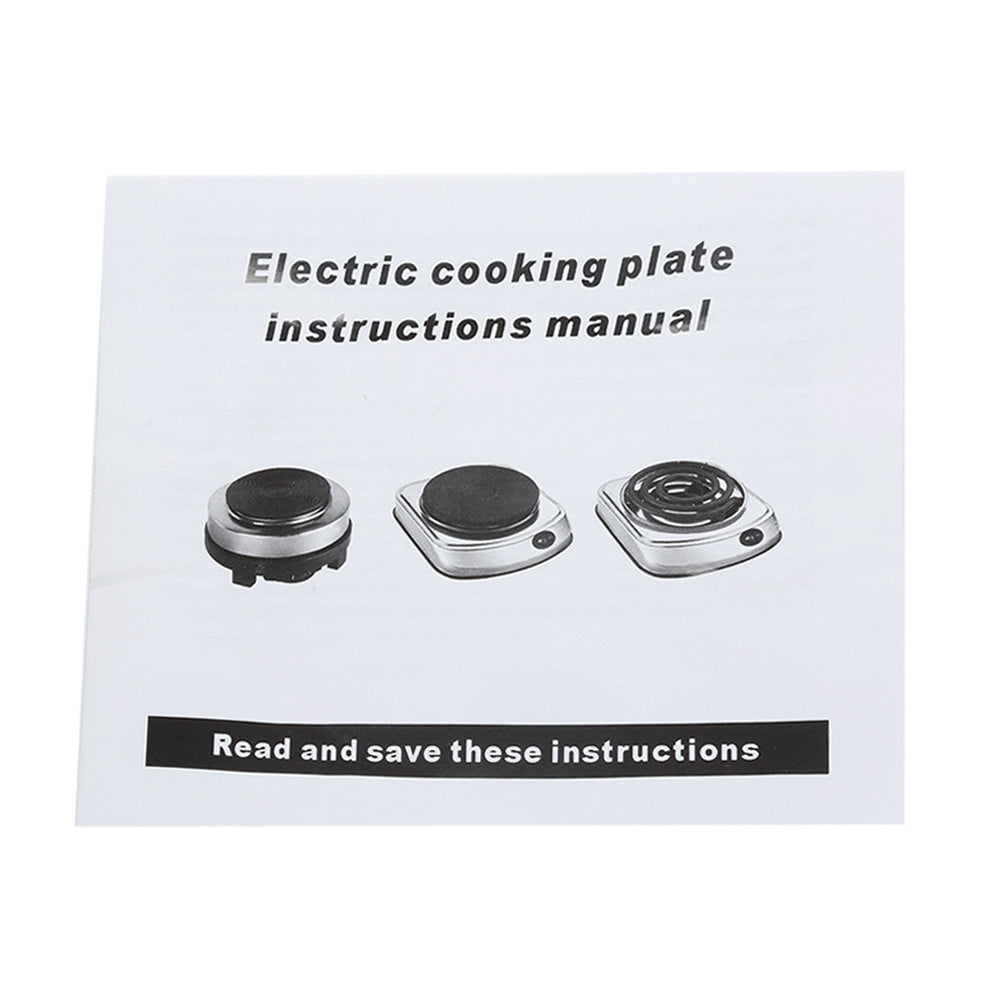 Multifunction Mini Stove Cooking Plate Coffee Heater Home Appliance