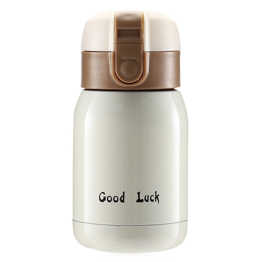 200ML Stainless Steel Children Adults Thermal Bottle