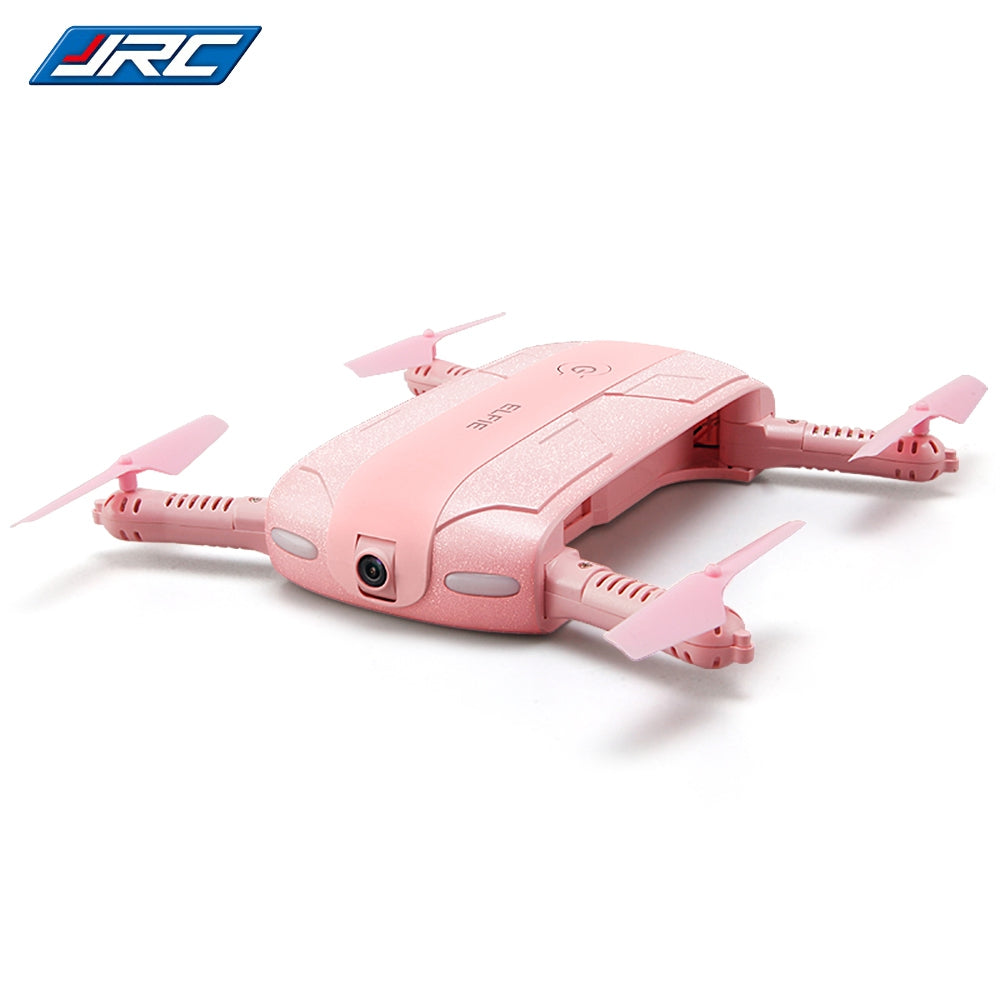 JJRC H37 ELFIE - LOVE Foldable Mini RC Selfie Quadcopter WiFi FPV 720P HD / G-sensor / Headless Mode