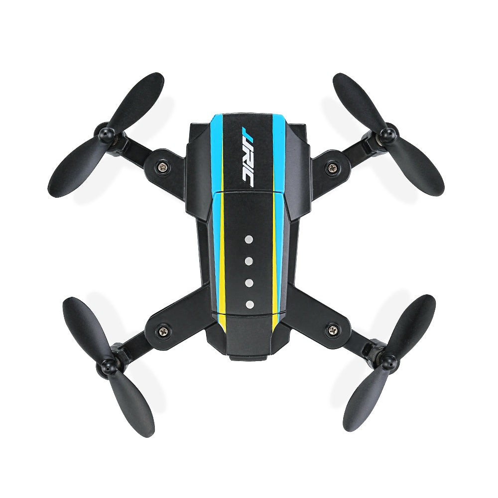 JJRC H345 JJI x JJII Micro Foldable RC Quadcopter Set 2.4GHz 4CH 6-axis Gyro / Headless Mode / One Key Return