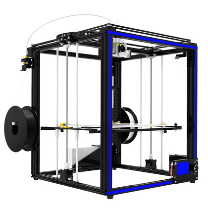 Tronxy X5S 2E DIY 3D Printer Mix Color 330 x 330 x 400mm