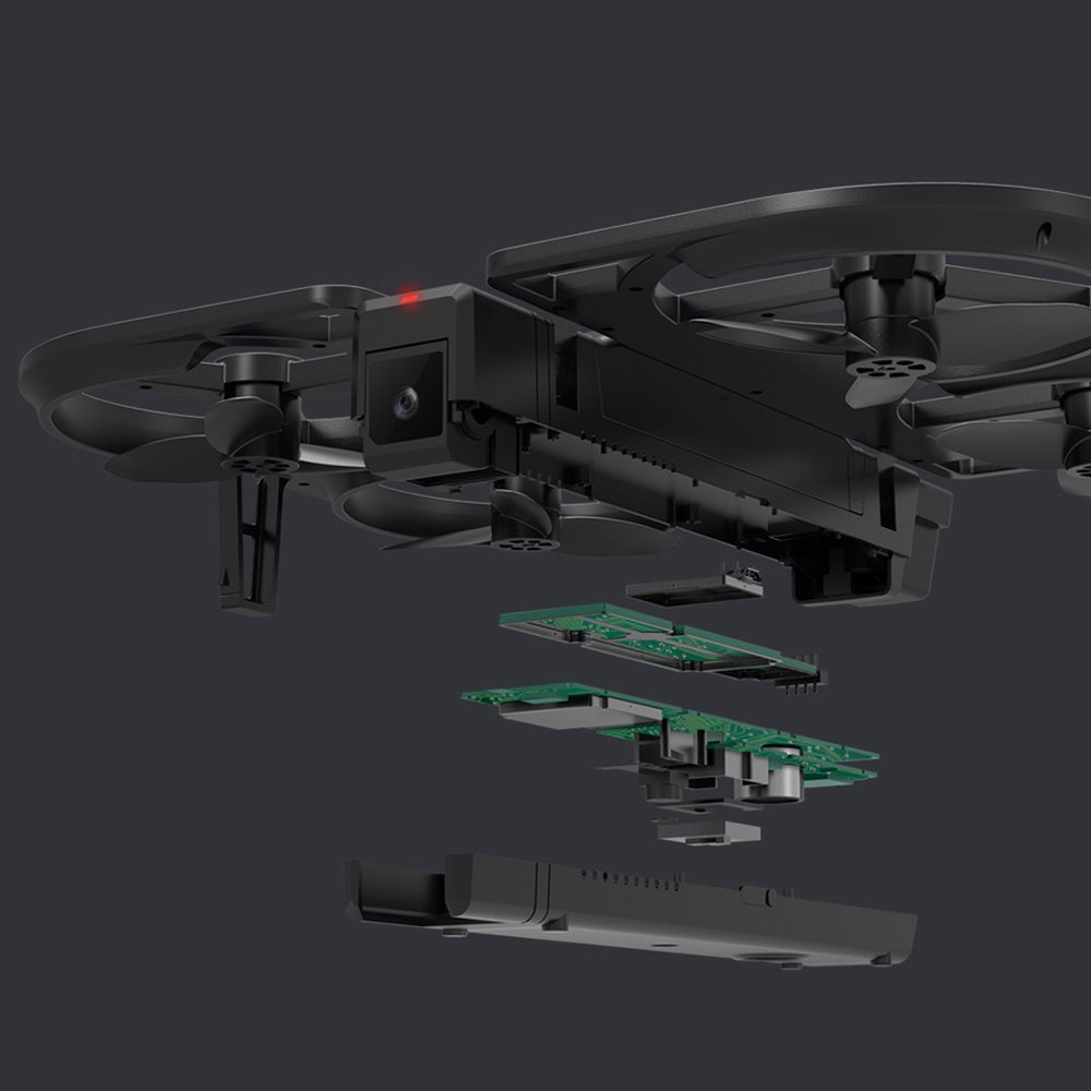 Xiaomi youpin Foldable HD 1080P / AI Gesture Control / Follow Mode / GPS Optical Flow Altitude Hold  iDol FPV RC Drone