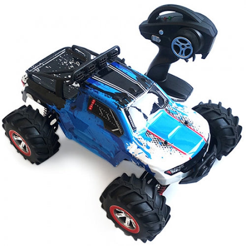 FEIYUE FY12 1:12 RC Off-road Amphibious Speed Truck 30km/h / 2.4GHz 4-wheel Drive / 390 Strong Magnetic Carbon Brushed Motor