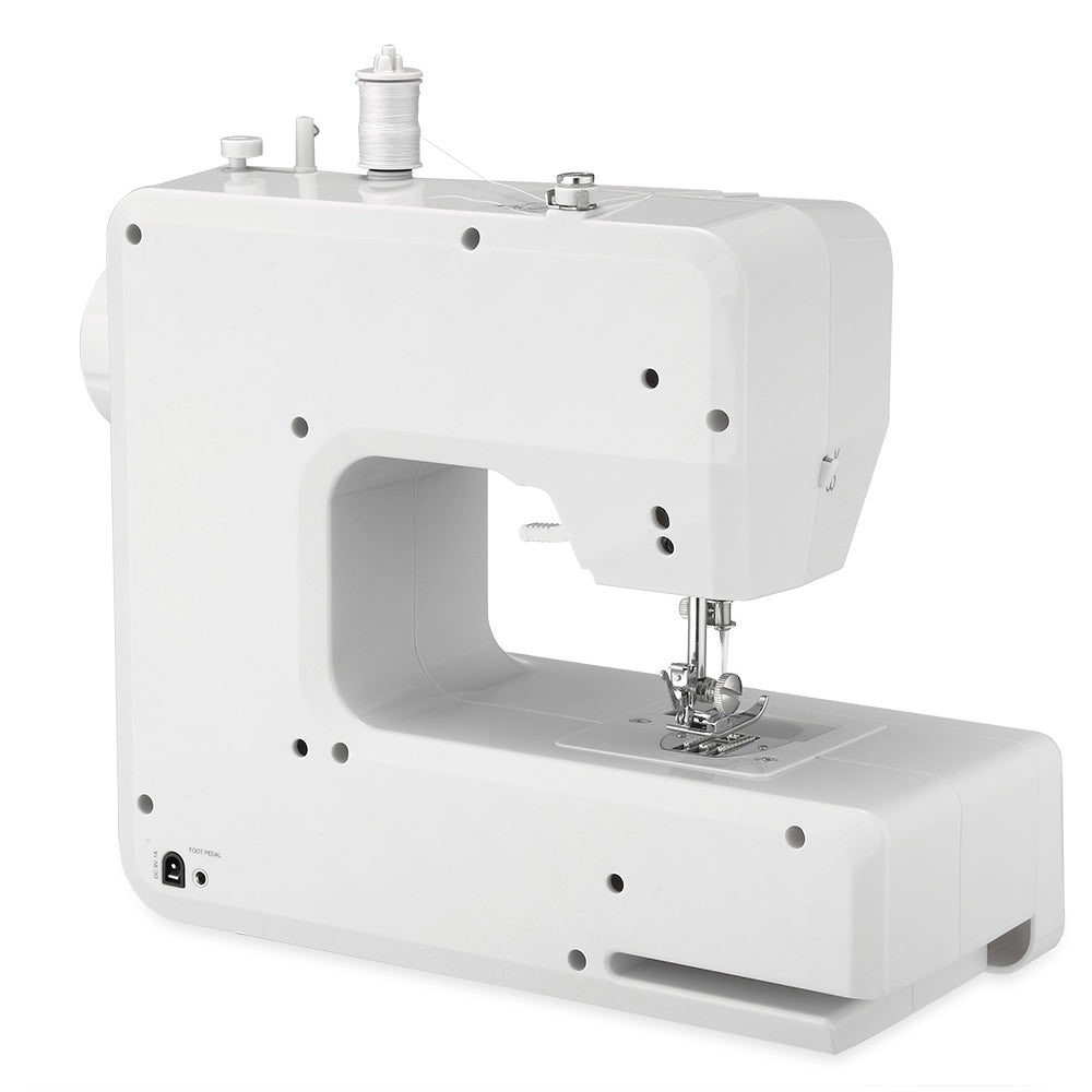 JG - 1602 Mini Household Sewing Machine with 12 Stitches