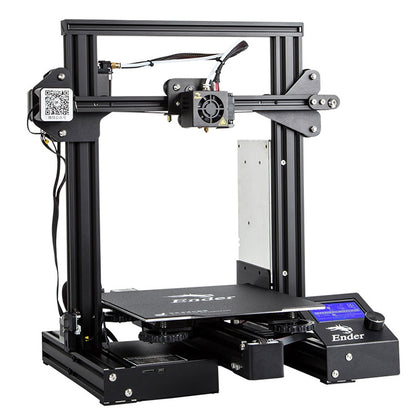 Creality3D Ender - 3 pro High Precision 3D Printer DIY Kit Steel Frame LCD Display