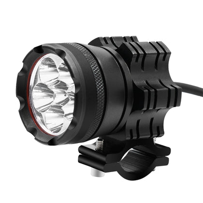 CS - 738A1 Motorcycle LED Headlight 6 Lamp Bead 30W Front Light