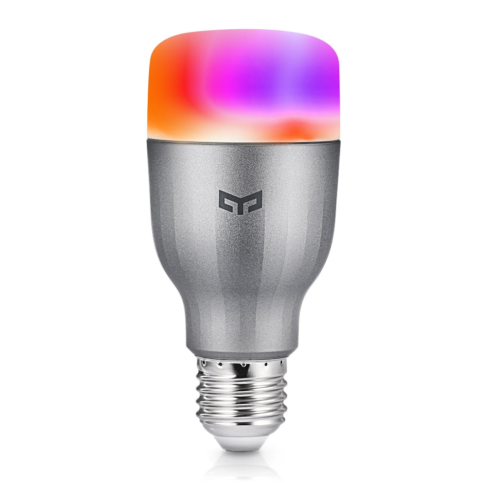 Yeelight YLDP02YL RGBW Smart LED Bulb WiFi Enabled 16 Million Colors CCT Adjustment Support Google Home ( Xiaomi Ecosystem Product )