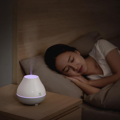 VIOMI Humidification Dustfall Mute Aromatherapy Humidifier Home Bedroom from Xiaomi youpin