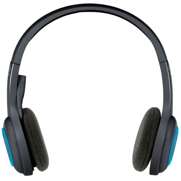 Logitech H600 Wireless Rotating Portable Headset with Microphone