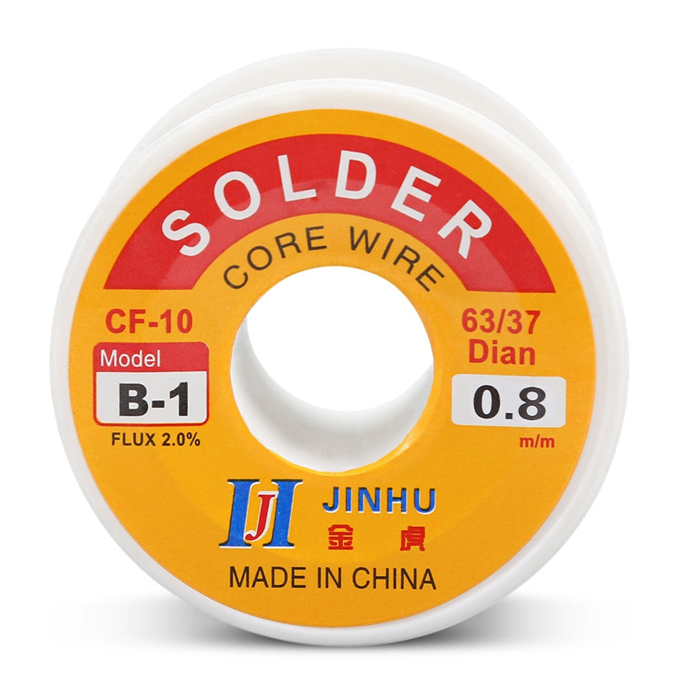 Rosin Core Tin Lead Melt Solder Wire Roll for Electrical Soldering