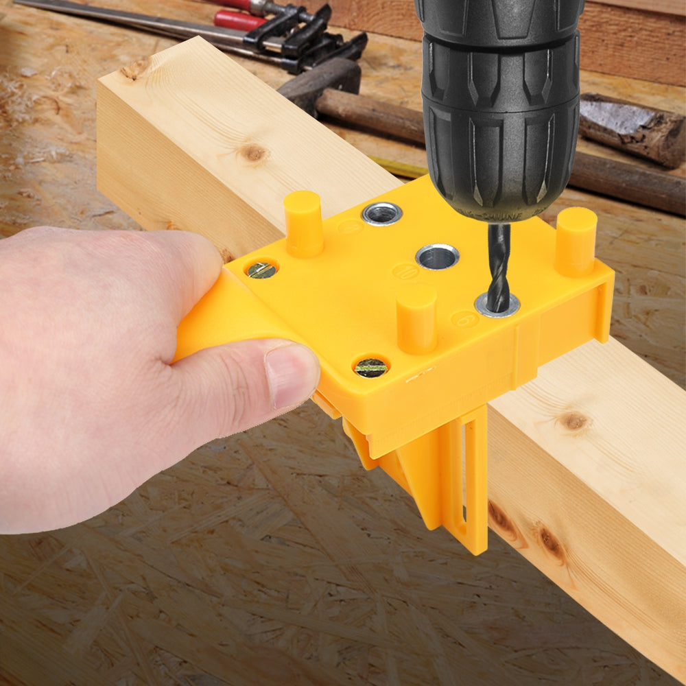 Woodworking Dowel Jig Doweling Hole Drill Guide