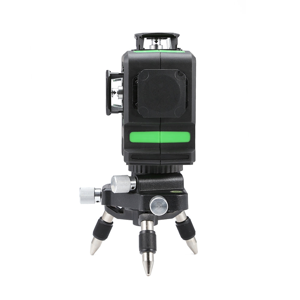 Muli 12 Lines 3D Green Beam 360 Self-leveling Laser Level Meter
