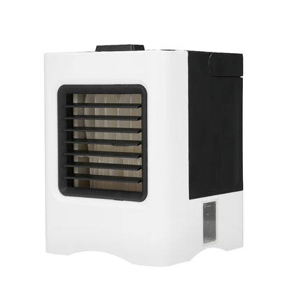 Rechargeable Portable Air Cooler Water Cooling Mini Fan